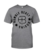 Humble Beast Boxing Classic T-Shirt front