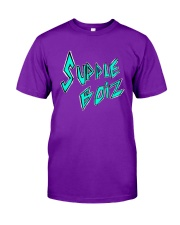 Supple Boiz Logo Tee Classic T-Shirt front