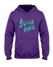 Supple Boiz Logo Tee Hooded Sweatshirt thumbnail