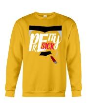 Pretty Sick Tee Crewneck Sweatshirt thumbnail