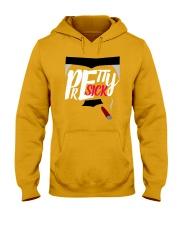 Pretty Sick Tee Hooded Sweatshirt thumbnail