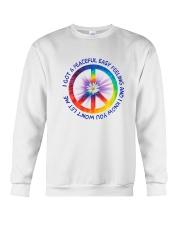 I Got A Peaceful Easy Feeling  Crewneck Sweatshirt thumbnail
