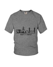 Keep It Simple Youth T-Shirt thumbnail