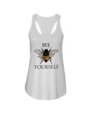 Bee Yourself Ladies Flowy Tank thumbnail