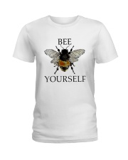 Bee Yourself Ladies T-Shirt thumbnail