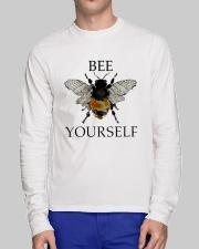 Bee Yourself Long Sleeve Tee lifestyle-unisex-longsleeve-front-1