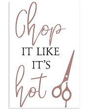 Chop It Like It Is Hot 11x17 Poster front