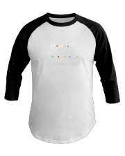 I Will Be There For You Baseball Tee thumbnail