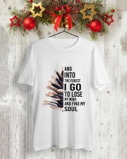 I Go To Lose My Mind Classic T-Shirt lifestyle-holiday-crewneck-front-2