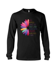 Old Hippies dont die  Long Sleeve Tee thumbnail