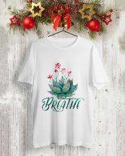 Breathe Classic T-Shirt lifestyle-holiday-crewneck-front-2