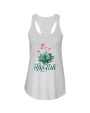 Breathe Ladies Flowy Tank thumbnail