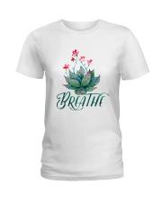 Breathe Ladies T-Shirt thumbnail