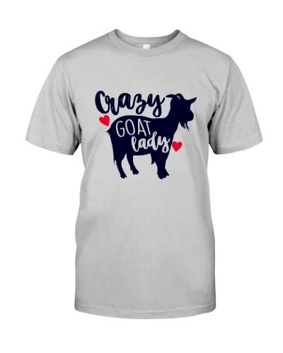 Crazy Goat Lady