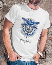 Namaste Classic T-Shirt lifestyle-mens-crewneck-front-4