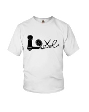 Love Hairstylist Youth T-Shirt thumbnail