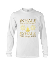 Inhale The Good Shit Long Sleeve Tee thumbnail