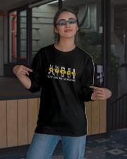 You Are My Sunshine Long Sleeve Tee apparel-long-sleeve-tee-lifestyle-08