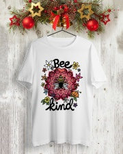 Bee Kind Classic T-Shirt lifestyle-holiday-crewneck-front-2