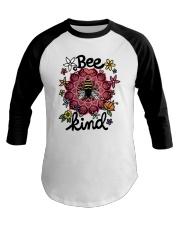 Bee Kind Baseball Tee thumbnail