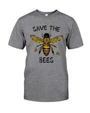 Save The Bees Classic T-Shirt tile