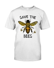 Save The Bees Classic T-Shirt thumbnail