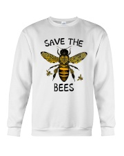 Save The Bees Crewneck Sweatshirt thumbnail