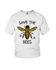 Save The Bees Youth T-Shirt thumbnail