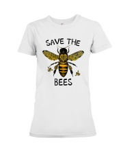 Save The Bees Premium Fit Ladies Tee thumbnail