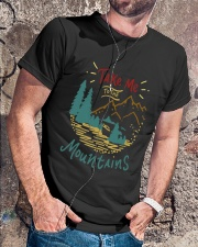 Take Me To The Mountains Classic T-Shirt lifestyle-mens-crewneck-front-4