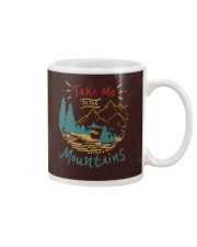 Take Me To The Mountains Mug thumbnail