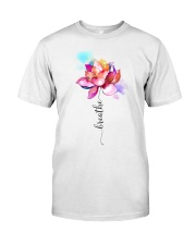 Breathe Classic T-Shirt front