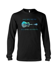 Rock And Roll Can Never Die Long Sleeve Tee thumbnail