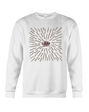 Love Yoga Crewneck Sweatshirt thumbnail