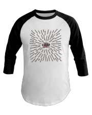 Love Yoga Baseball Tee thumbnail