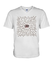 Love Yoga V-Neck T-Shirt thumbnail