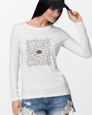 Love Yoga Long Sleeve Tee lifestyle-unisex-longsleeve-front-4