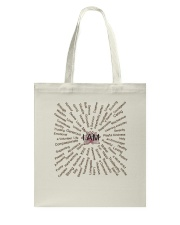 Love Yoga Tote Bag thumbnail