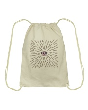 Love Yoga Drawstring Bag thumbnail