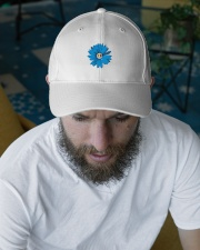 Daisy Flower Embroidered Hat garment-embroidery-hat-lifestyle-06