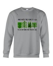 I Go To Lose My Mind Crewneck Sweatshirt thumbnail