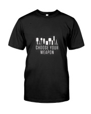 Choose Your Weapon Premium Fit Mens Tee thumbnail