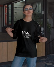 Choose Your Weapon Long Sleeve Tee apparel-long-sleeve-tee-lifestyle-08