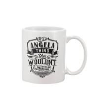 Angela Angela Mug thumbnail