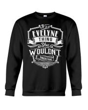 It's A Name - Evelyne Crewneck Sweatshirt thumbnail
