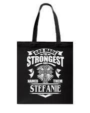 Stefanie Stefanie Tote Bag thumbnail