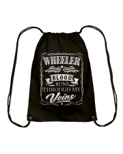 Wheeler Wheeler Drawstring Bag thumbnail