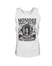 Monique Monique Unisex Tank thumbnail