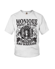 Monique Monique Youth T-Shirt thumbnail
