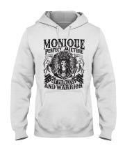 Monique Monique Hooded Sweatshirt front